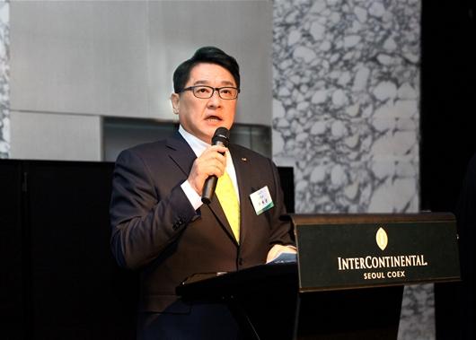 """LS산전 구자균 회장 """"'룰 메이커'가 시장 지배"""""""
