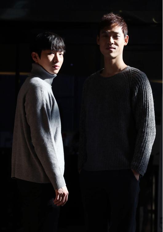 [이재훈의 더블데이트] 뮤지컬 '킹키부츠' 새 얼굴 최재림·박강현