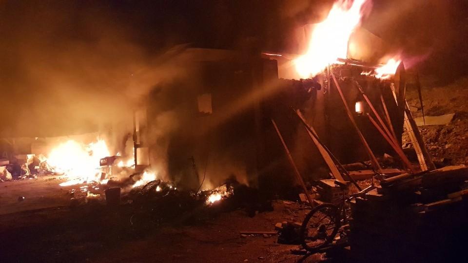 [종합]괴산 주택 화재로 70대女 숨져