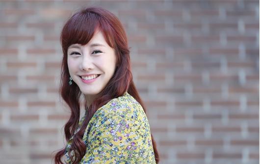 뮤지컬 '스모크' 배우 김소향