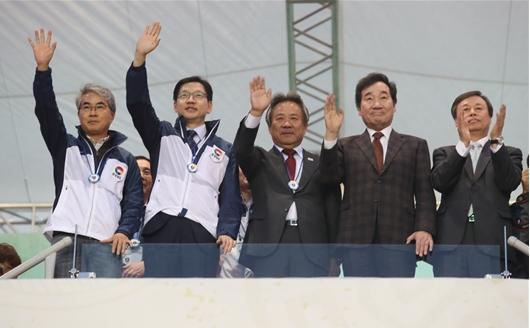 경남, 제99회 전국체전에 사상 최대 규모 참가